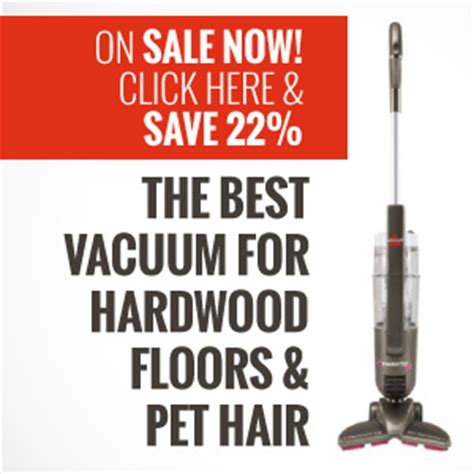 what is the best vacuum for hardwood floors and pet hair