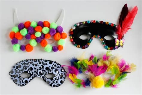 craft masks make masks for a make and takes