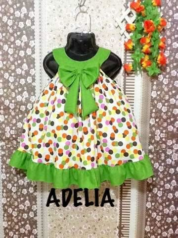 Dress Bayi Newborn design baby dress baju bayi 6 bulan 5 tahun