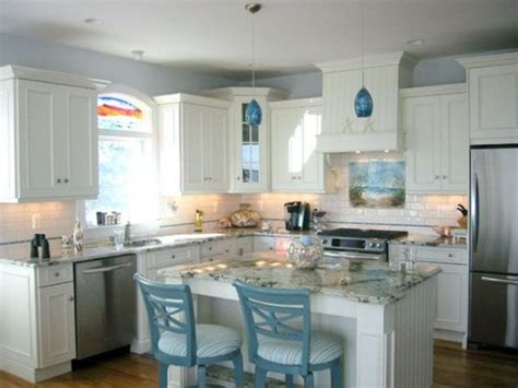 Beach Kitchen Decorating Ideas | 32 amazing beach inspired kitchen designs digsdigs