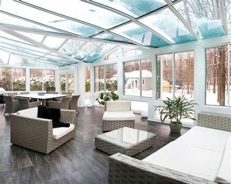 Ideas For Decorating A Sunroom Design White Sunroom Decor Ideas