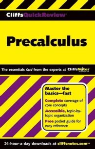 guided lecture notes for precalculus concepts through functions a unit circle approach to trigonometry plus mylab math access card package 3rd edition ebook cliffsquickreview precalculus isbn 9780544185098 pdf epub