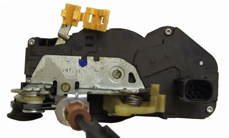 2009 silverado door lock actuator part number 2009 2011 silverado rear rh door lock actuator w