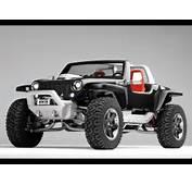 Jeep Hurricane Carbon Fiber Concept Vehicle
