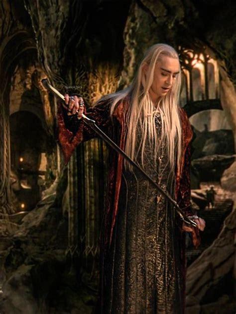 my handle is desolation thranduil desolation of smaug and the hobbit on