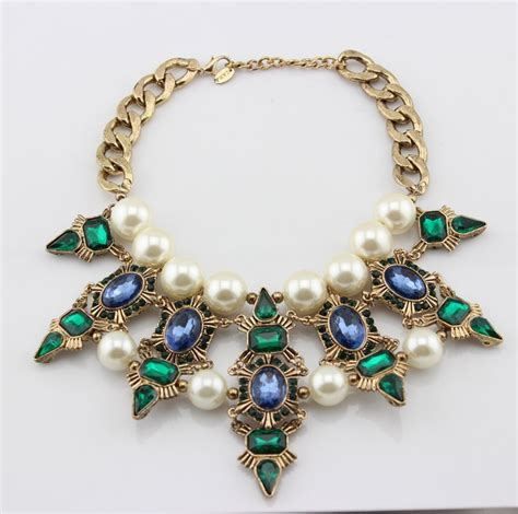 aliexpress necklace aliexpress com buy freeshopping chunky necklaces