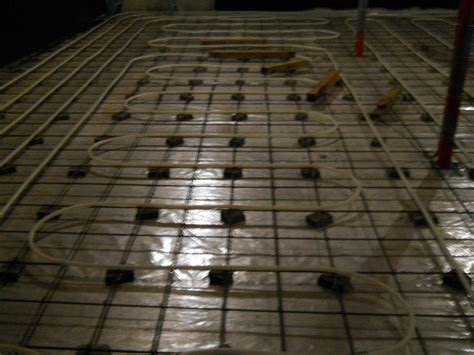 Heated Cement Floor by Heated Concrete Floor