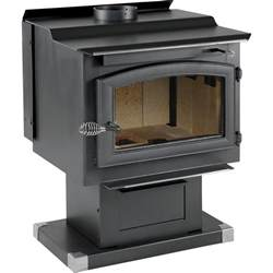 heaters for home vogelzang quot the performer quot high efficiency wood stove