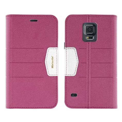 miniturtle premium flip book cover pu leather colorful wallet phone card holder lcd