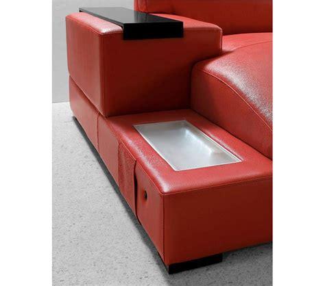 orion sectional sofa dreamfurniture com divani casa orion modern bonded