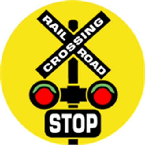 printable railroad signs pics for gt railroad crossing sign printable