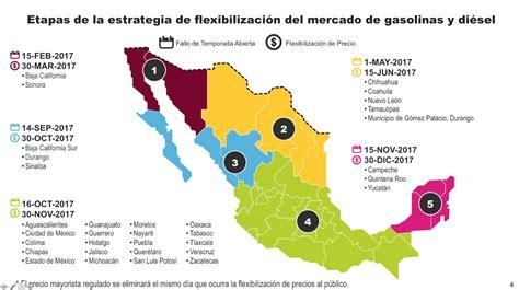 preguntas importantes del petroleo estos son los estados donde se liberar 225 el precio de la