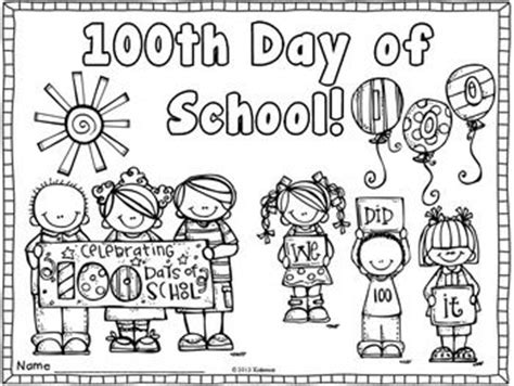 100th day coloring pages and coloring on pinterest