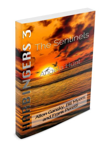 probing cycle three of the harbingers series books sentinels harbingers 3 angela hunt books