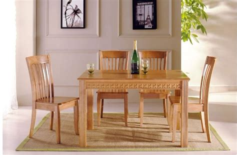 19 dining rooms with wooden dining room set