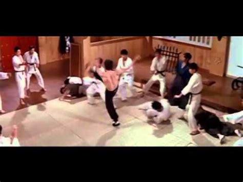 china film fight bruce lee vs japanese school fighting scene youtube