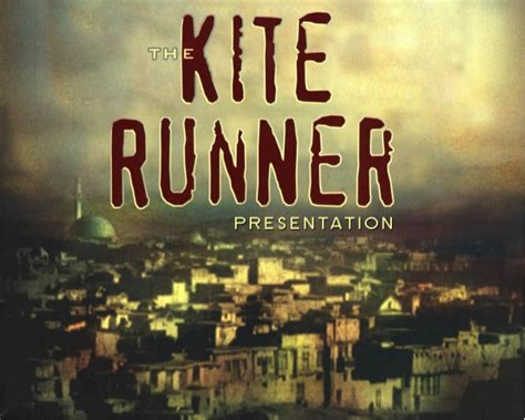 themes of the kite runner novel the kite runner book