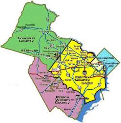 Map Of Northern Virginia by Alfa Img Showing Gt Map Of Northern Virginia Counties