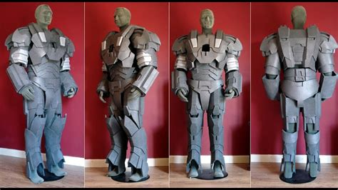 xrobots war machine cosplay suit resurrected