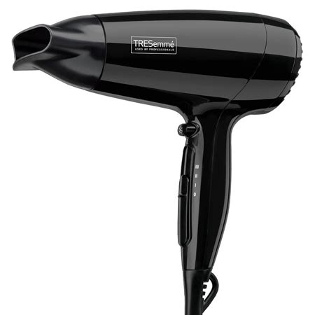Tresemme Hair Dryer Diffuser tresemme 9142tu fast 2000w compact lightweight hair