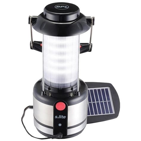 solar emergency lights buy bpl sl1300 solar emergency light at best price in india