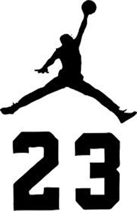 Sticker Michael Air Jump For All Car nba 23 jumpman logo air vinyl decal sticker for wall car room windows 5