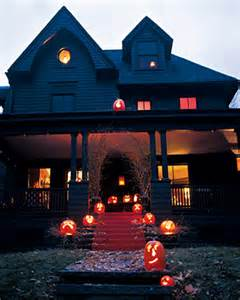 House Decorating For Halloween Cool Outdoor Halloween Decorations Shelterness