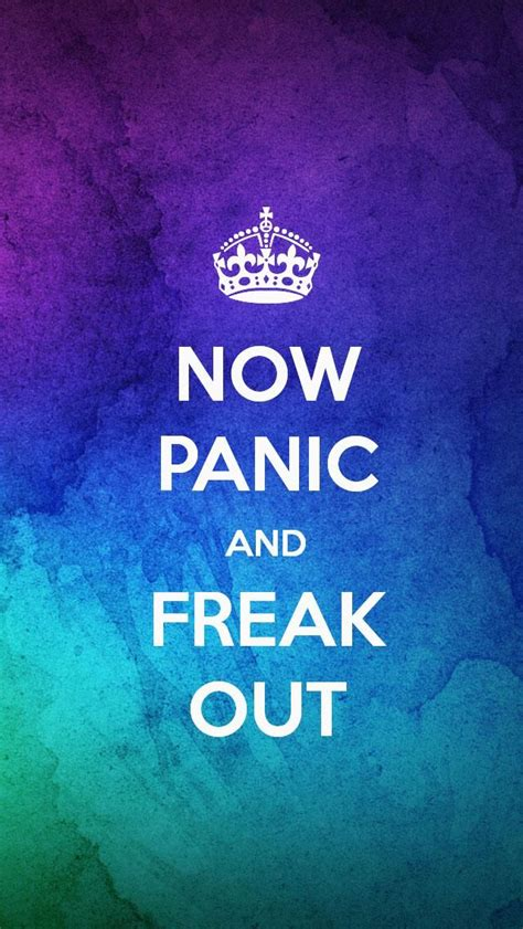 wallpaper iphone 6 keep calm now panic and freak out the iphone 5 keep calm wallpaper