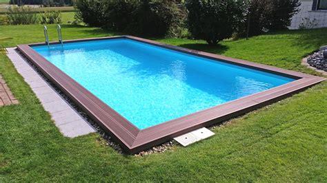 wpc poolumrandung wpc terrassen und sichtschutz gallerie wpc terrassen profi