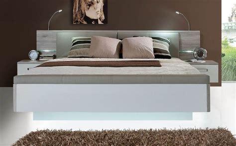 schlafzimmer rondino bettanlage rondino 180x200cm sandeiche nb wei 223 hg sb
