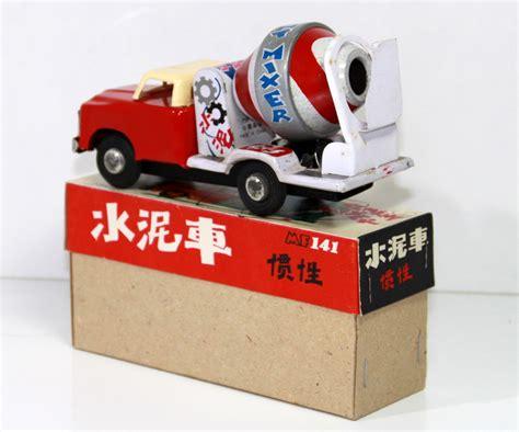 Mixer Cina blikken cement mixer mf 141 in doos