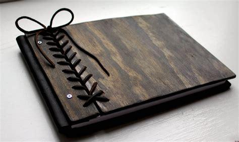 sketch book unique personalized artist sketchbook unique rustic wood leather
