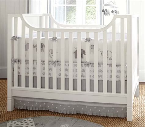 Organic Nursery Bedding Sets Organic Baby Bedding Set Pottery Barn