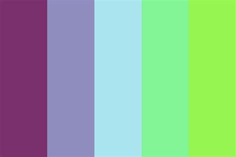 cool color combinations cool berry color palette