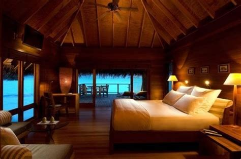 vacation at home ideas tropical vacation bedroom with panoramic ocean view