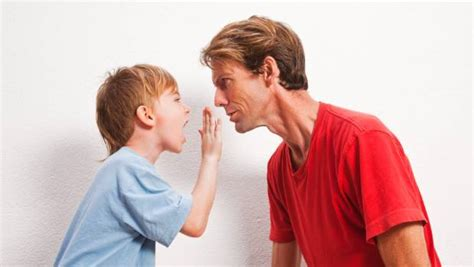 how to your to be less aggressive dads who yell more aggressive less cooperative teenagers stuff co nz