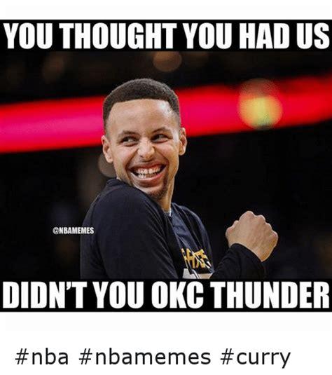 Thunder Memes - funny oklahoma city thunder memes of 2016 on sizzle
