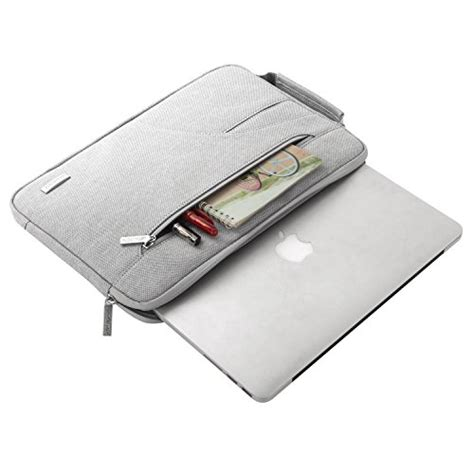 Garskinskincoverstikersticker Laptop Protector Ga 3 mosiso polyester fabric sleeve cover laptop shoulder briefcase bag for 13 13 3 inch macbook