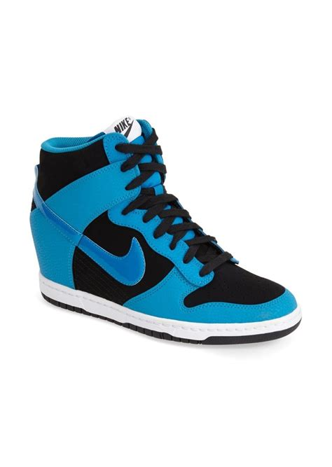 nike wedge sneakers sale nike dunk sky hi essential wedge sneaker