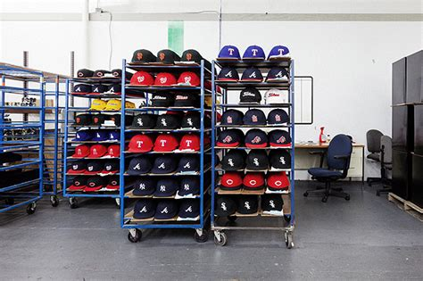 New Era Hat Rack by Process The Of A New Era 59fifty Hypebeast