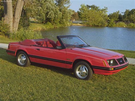 Ford Mustang (1983)