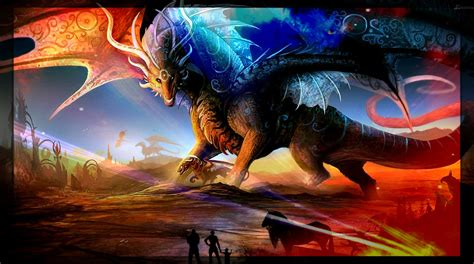 imagenes mitologicas fantasticas fantasias