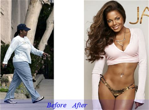 Janet Jackson New Weight Loss Effort And Diet by Janet Jackson Weight Loss Gallery