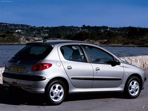 buy peugeot 206 peugeot 206 photos reviews specs buy car