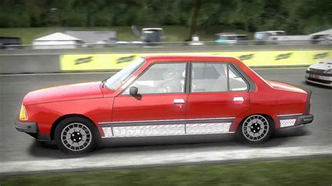 driving a renault on the the stig driving a renault 18 turbo road america