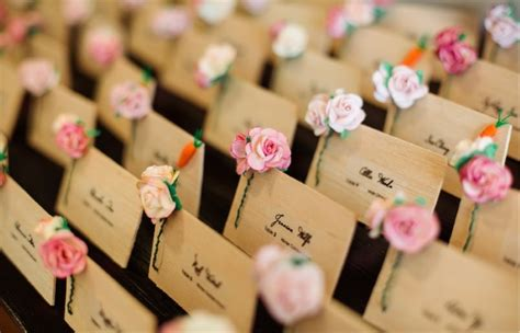 how do wedding place cards work 15 best ways to use diy paper craft in your wedding origami wedding ideas