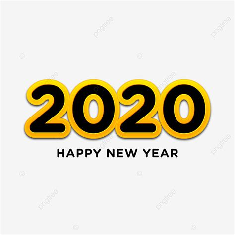 happy  year  celebration greeting card text decoration text effect ai