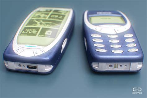 Nokia 3310 Windows veja como seria o nokia 3310 e o ericsson t28 se fossem