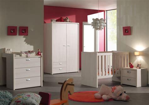 d馗o chambre bebe chambre b 233 b 233 compl 232 te contemporaine coloris bouleau clair