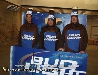 bud light vendor costume coolest bottles costume
